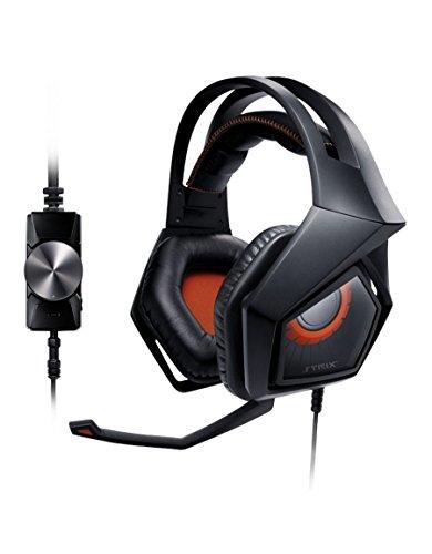 40 opinioni per Asus Strix Pro Cuffie Gaming, Audio Station USB, Microfono Removibile,