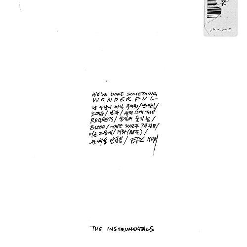 GENIE MUSIC EPIK HIGH - We've done something wonderful THE INSTRUMENTALS CD+Booklet