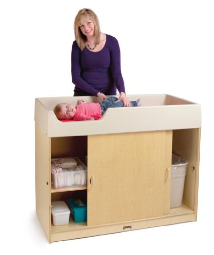 Jonti-Craft 5114JC Changing Table by Jonti-Craft