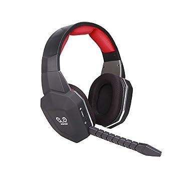 """monkeyplex """"tortuga"""" última 2,4 G inalámbrico auriculares estéreo para juegos """""""