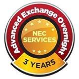 NEC EXT WTY MN 3YR ADV EXCHG BAND13