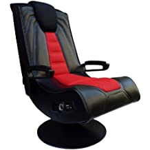 X Rocker 51092 Spider 2.1 Gaming Chair Wireless with Vibration