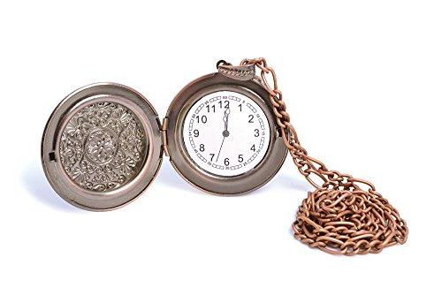 Gold Steampunk Pocket Watch (Costume Pocket Watch)