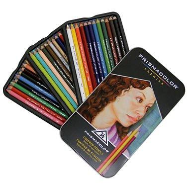 Prismacolor Premier Soft Core Colored Pencils, Assorted Colors, 36ct. (pack of 6) by Prismacolor