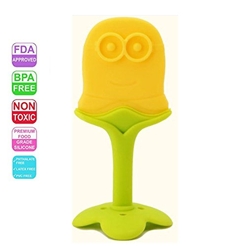 Teething Approved Silicon BPA Free Dishwasher