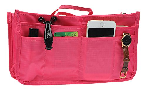 zippered handbag organizer - 2