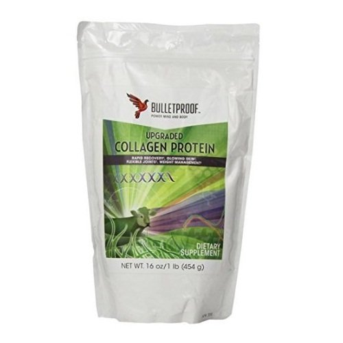 Bulletproof Upgraded Collagen Protein - Net Wt. 16 oz