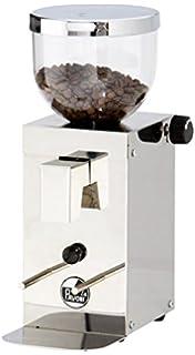 la Pavoni Kube Mill KBM Acero inoxidable - Molinillo de café (3 kg, 130