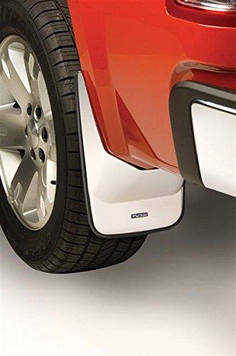 Putco Mud Rear Skins (Putco Rear Mud Skins for 1999-2010 Ford F250/F350 Super Duty w/o Factory Flares)