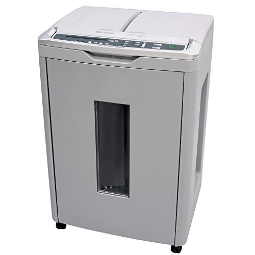 Boxis AF300 AutoShred 300-Sheet Micro Cut Paper Shredder