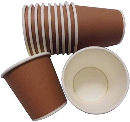 PZ 300 Bicchieri in Carta per Caffe 3 OZ Piccoli Colori Assortiti Bicchierino CL 8 Paper Cup for Hot Drinks And Coffee DI SABATINI ALDO /& C DUE ESSE S.N.C