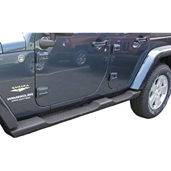 Jeep Wrangler 4 Door Running Board Side Steps
