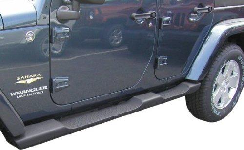 Jeep Wrangler Running Board Steps