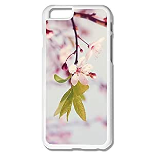Cherry Flower Favorable Plastic Case For IPhone 6