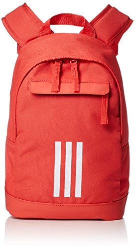 Bright Classic White White Red Stripes adidas Backpack Children's 3 PAwTqgT