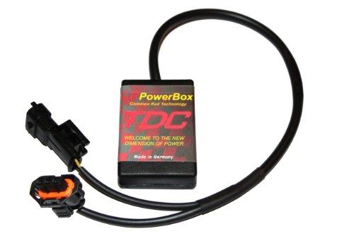PowerBox CR Performance Diesel Chiptuning Tuningchip Module for KIA Sportage 2.0 CRDi (Kia Sportage Diesel)