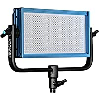 Dracast DRP-LED500-BV LED500 Bi-color Adjustable with V-Mount Battery Plate (Blue)