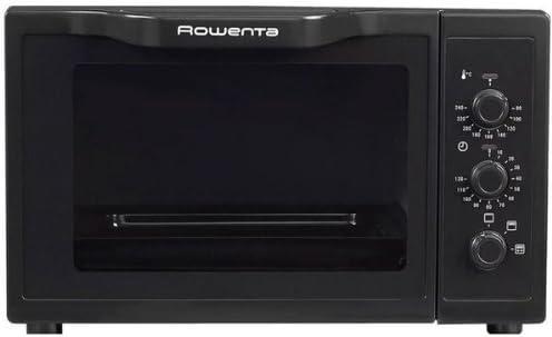 Rowenta OC373830 Gourmet - Horno con asador giratorio (28 L ...