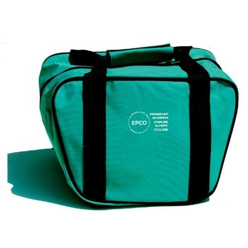 7288679d02f0 Aurora 4 Ball Soft Pack Bowling Bag- Green