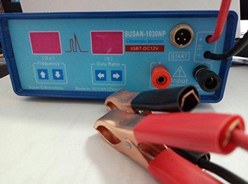 zzopne Ultrasonic Inverter Electro Fisher Fishing Shocker Stunner Machine-1