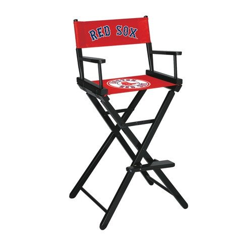 Imperial Boston Red Sox Bar Height Directors Chair ()
