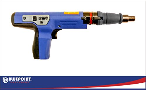 Blue Point BP303A- .27 Caliber semi-automatic powder actuated tool, for 10 shot (6.8 x 11mm) strip load
