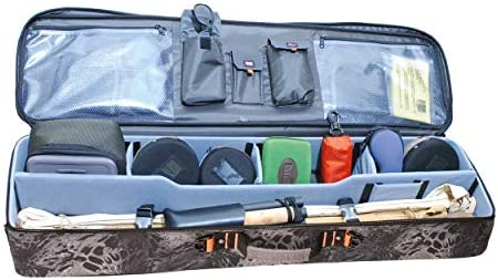 GPS Fly Rod and Reel Travel Case
