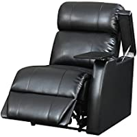 Abbey Avenue A-AVA-911RFC Ava Power Raf Chair, Black