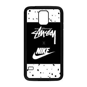 Stussy Brand Logo For Samsung Galaxy S5 Black Cell Phone Case Cover 14WB1221818