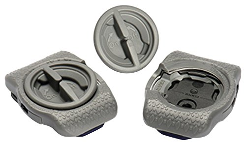 Speedplay Ultra Light Action Walkable Cleats Gray