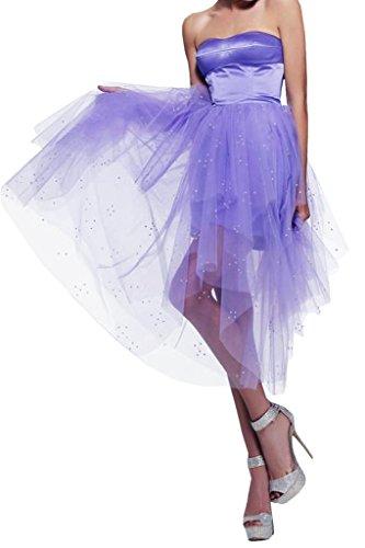 TOSKANA BRAUT - Vestido - trapecio - para mujer morado - morado