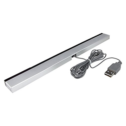 - SunTrade Wii Sensor Bar USB Replacement [Wii / Wii U] Nintendo Wired Powered by USB Cable