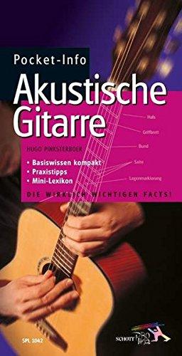 Pocket-Info, Akustische Gitarre
