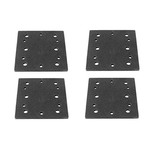 Ryobi S652DK 1/4 Sheet Double Insulated Sander (4 Pack) Replacement Pad Assembly # 039066005051-4pk, Model: (Tools & Outdoor gear supplies) ()