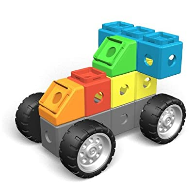 Fisher-Price TRIO Vehicle: Toys & Games