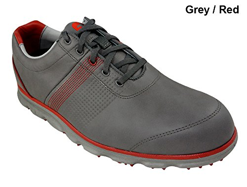 Footjoy Street Golf Shoes White Navy Red