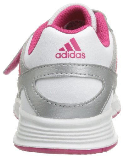 Ray K Pink Blanc adidas Silver White enfant fille Cf mixte mode Cleaser Baskets qnFPv4ZE