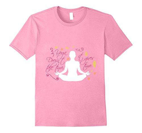 Yoga Tee Shirt with YOGA VIBE Inspiration