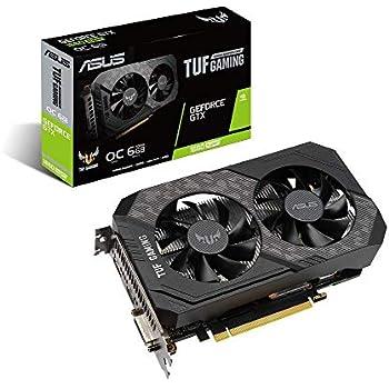 Amazon.com: ASUS GeForce GTX 1060 6GB Dual-Fan OC Edition VR ...