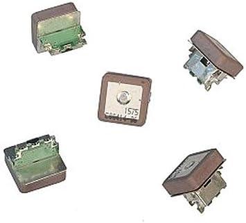 Antena activa GPS con 13 x 13 mm kearmik Patch y 18dB ...