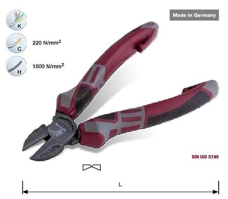 KRAFTWERK 4272-160 - KW alicate cortante hightech 160 mm: Amazon.es: Bricolaje y herramientas