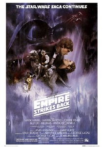 Star Wars: The Empire Strikes Back - The Saga Continues Movi