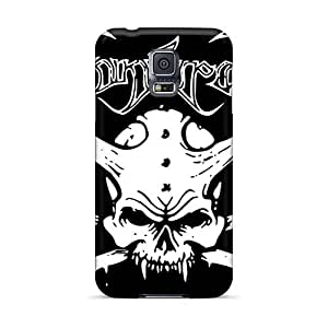 JamieBratt Samsung Galaxy S5 Great Hard Phone Case Provide Private Custom Attractive Finntroll Band Pictures [Meq15787TVgq]