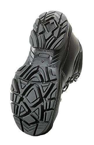 Troy compo de alta S3 - botas de Soul Rebel zapatos de seguridad