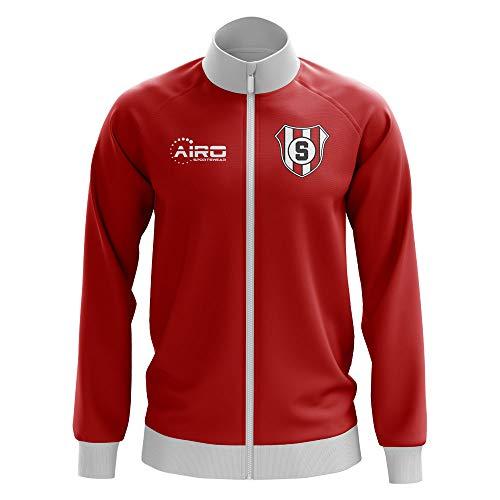 Airo Sportswear Stuttgart Concept Football Track Jacket (Red) ()