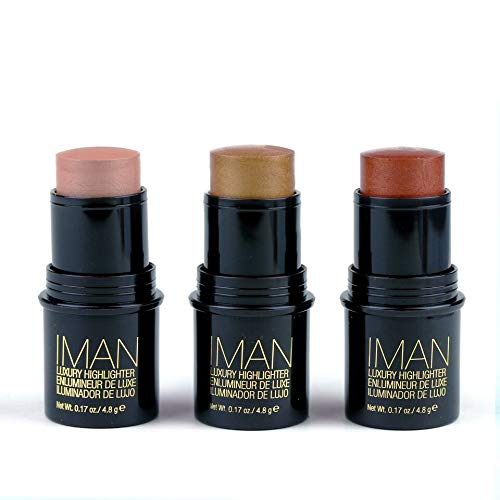 IMAN LUXURY HIGHLIGHTER MINI Trio ()