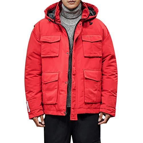 Fashion Down Alternative Coat Men