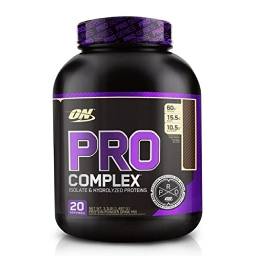 Pro Complex Vanilla Optimum Nutrition 3.3 lb Powder by SUNATORIA (Image #1)