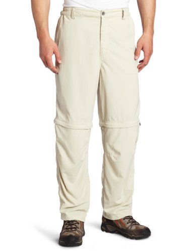 UPC 757278281203, White Sierra Men's Sierra Point Convertible Pants (32-Inch Inseam) (Stone, Large)