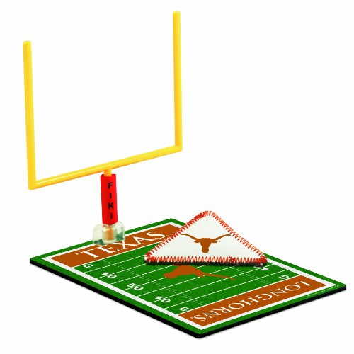 Texas Longhorns Tabletop Football (Texas Longhorns Pebble Leather)